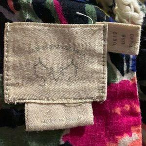 Anthropologie Dresses - Anthropologie vanessa virgina patchwork dress 8